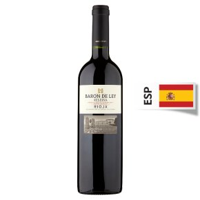 Baron de Ley Rioja Reserva, Spanish, Red Wine