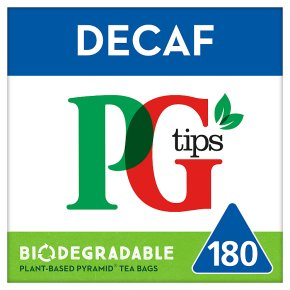 PG Tips The Tasty Decaf 180s