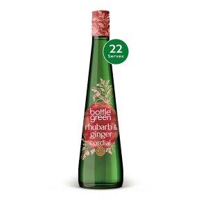 Bottle Green Cordial Rhubarb