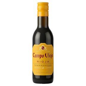 Campo Viejo Crianza, Spanish, Red Wine, Small Bottle