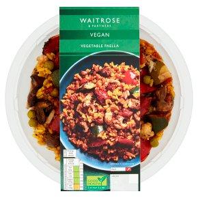 Waitrose Vegan Vegetable Paella