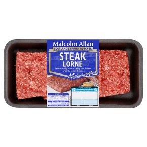 Malcolm Allan steak slice