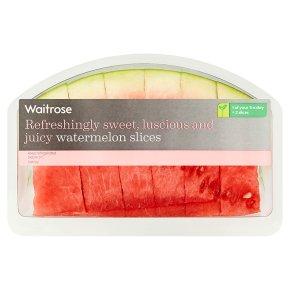 Waitrose watermelon slices