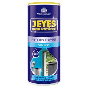 Jeyes freshbin powder lemon fresh