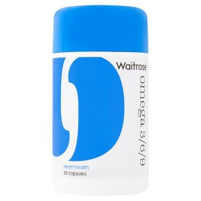 Waitrose Omega 3/6/9