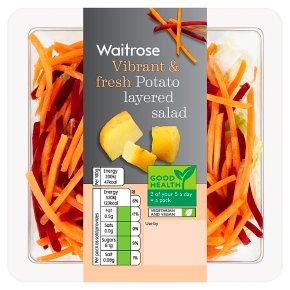 Waitrose Potato Layered Salad