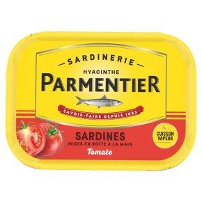 Hyacinthe Parmentier sardines in tomato sauce