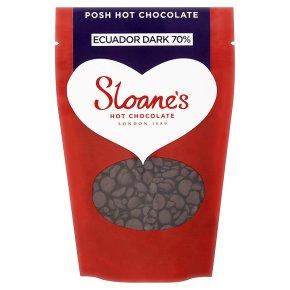 Sloane's Ecuador Dark 70% Hot Chocolate