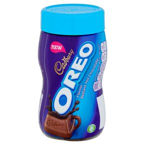 Cadbury Oreo Flavour Hot Chocolate