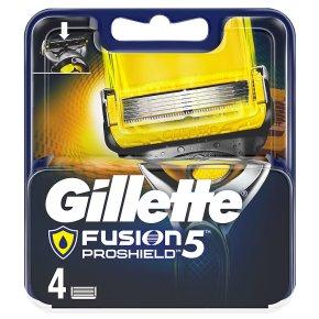 Gillette Fusion pro- shield Blades