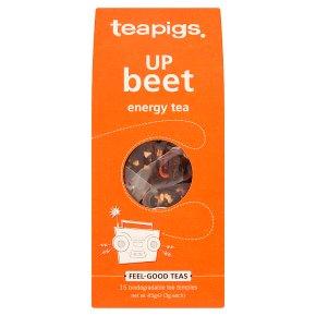 Teapigs Up Beet Energy Tea