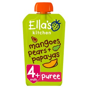 Ella's Kitchen Mangoes & Papayas