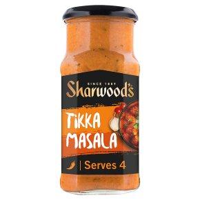 Sharwood's Tikka Masala Curry Sauce