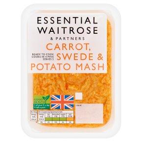 Waitrose Carrot, Swede & Potato Mash