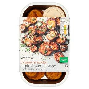 Waitrose Spiced Sweet Potatoes w/Chiptole