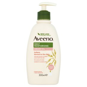 Aveeno Moisturising Creamy Oil