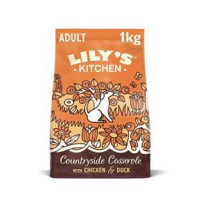 Lily's Kitchen Chicken & Duck Grain-Free Dry Food