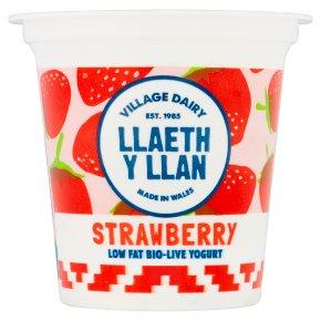 Village Dairy Strawberry Yogurt