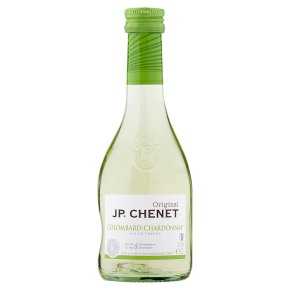JP Chenet, Colombard Chardonnay, French, White Wine, Small Bottle