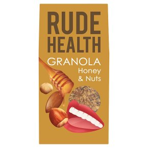 Rude health Granola Honey & Nuts