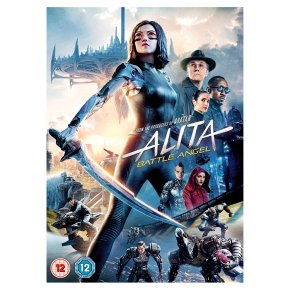 DVD Alita Battle Angel