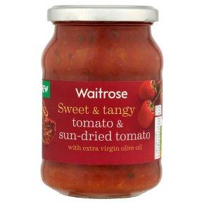 Waitrose tomato & sun-dried tomato