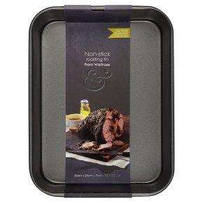 from Waitrose 34x26cm non-stick roasting tin