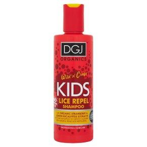 DGJ Kids Lice Repel Shampoo