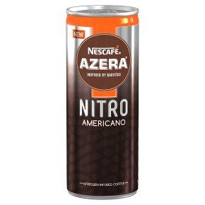Nescafé Azera Nitro Americano