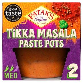 Patak's Paste Pots Tikka Masala