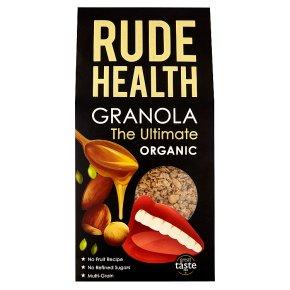 Rude Health Organic granola