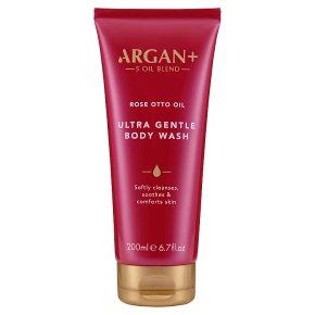 Argan 5+ Rose Body Wash