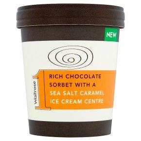 No.1 Chocolate Sorbet &Salt Caramel