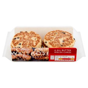 Waitrose All Butter Welsh Cakes