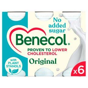 Benecol No Added Sugar Original