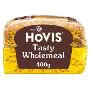 Hovis wholemeal sliced bread