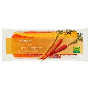 Waitrose Rainbow Kingdom Carrots