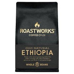 Roastworks Coffee Co Ethiopia Whole Beans