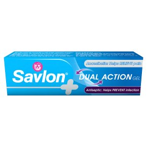 Savlon Dual Action Gel
