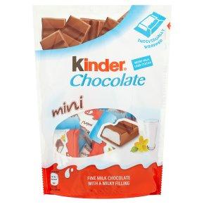 Kinder Chocolate Mini
