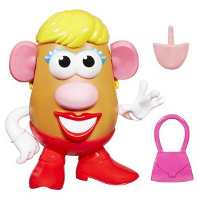 Playskool Mr & Mrs potato head, assorted