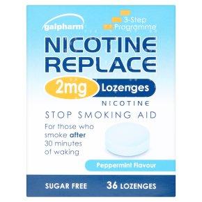 Nicotine Replace 2mg Lozenges