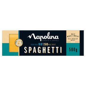 Napolina 50/50 Spaghetti