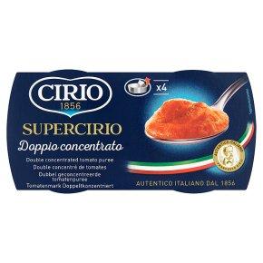 Cirio double concentrated tomato puree