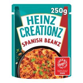 Heinz Creationz Spanish Beanz