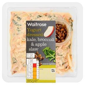 Waitrose Kale, Broccoli & Apple Slaw