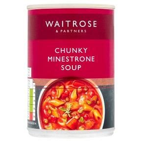 Waitrose Chunky Minestrone Soup
