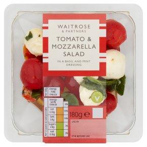 Waitrose tomato & mozzarella