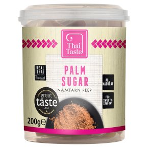 Thai Taste palm sugar