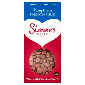 Sloane's of London Smooth Milk Hot Chocolate